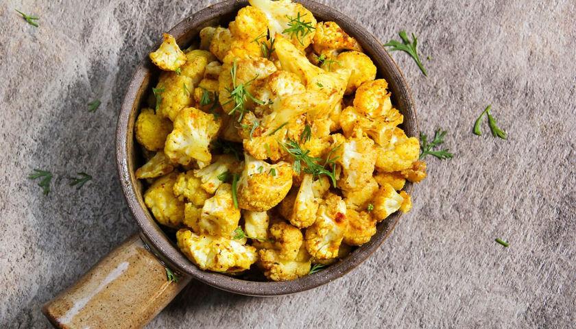 Potato Cauliflower Curry
