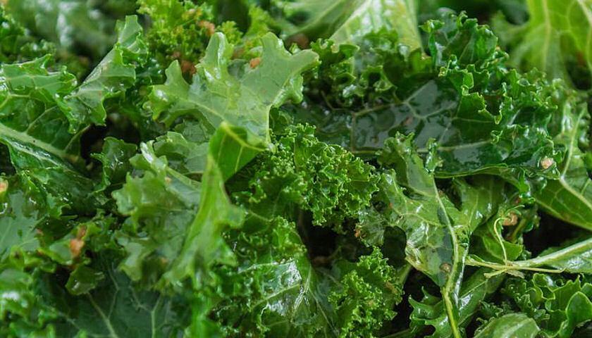 leafy greens for CoQ10