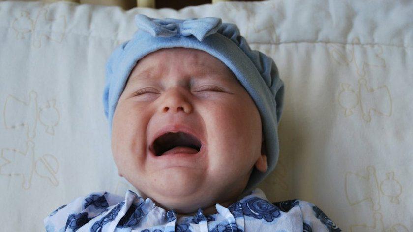 infant colic