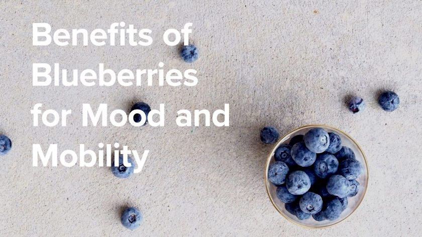 blueberries for depression