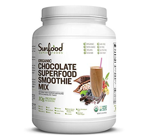 Chocolate Superfood Smoothie Mix