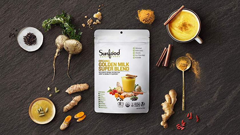 Golden Milk Super Blend