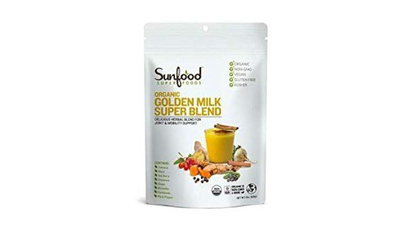 sunfood golden milk