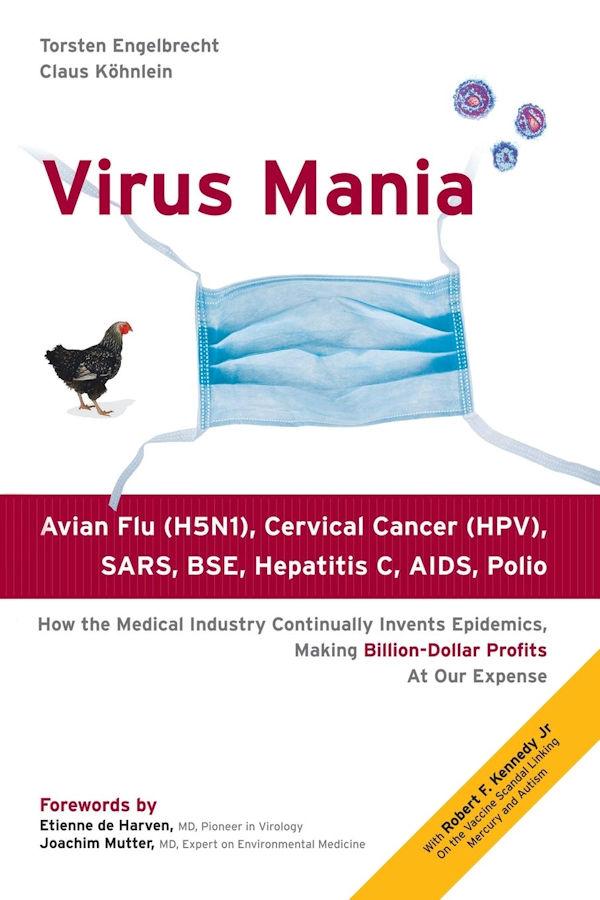Virus Mania book