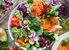 Plant-Based Diets Improve Endurance & Muscle Strength
